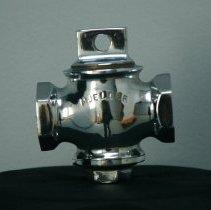 Image of valve, pipe - Mueller flathead H11040 gas stop