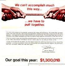 Image of 2002.2.53 a,b - Handbill