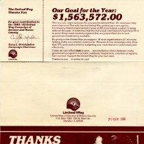 Image of 2002.2.56 - Handbill