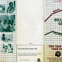 Image of 2002.2.58 - Handbill