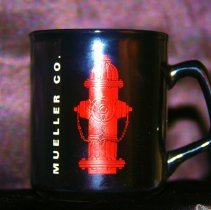 Image of Black Mueller Co. Promotional coffee mug