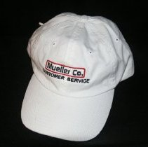 Image of Mueller Co. Promotional cap