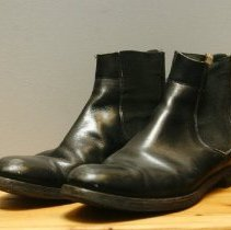 Image of Jane Mueller's Riding Boots
