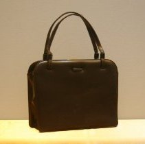 Image of Brown Leather Purse     Jane Mueller