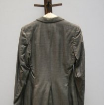 Image of Riding coat   back view      Jane Mueller