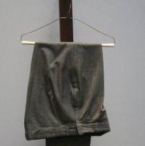 Image of Pants  Grey Riding Suit    Jane Mueller