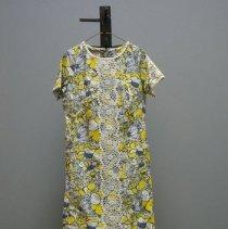 Image of Long Floral dress    Jane Mueller
