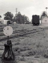 Image of Railroad siding and depot
