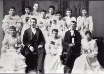 Image of Seminary Graduates 1893