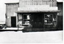 Image of Bernardo post office and store