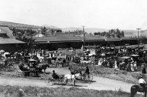 Image of Grape Day at the Santa Fe Depot