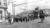 Image of Grape Day Parade