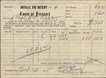 Image of Receipt - 1981.008c.0014