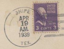 Image of Stamp, Marking - 1985.008c.0017