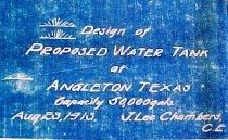 Image of 1988.070c.0058  Title Block