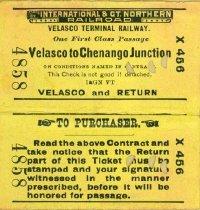 Image of Ticket - 1988.110c.0008