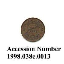 Image of Coin, Commemorative - 1998.038c.0013