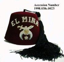 Image of Fez - 1998.038c.0023
