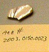 Image of Artifact Remnant - 2003.015c.0023