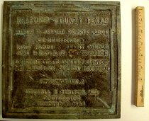 Image of Plaque, Date - 2003.016c.0001