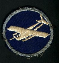 Image of Patch, Military - 2003.020c.0005