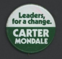 Image of Button, Campaign - 2003.029c.0158