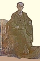 Image of John P. Giesecke, Sr. at age 1