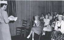 Image of Girl's Sunday School Class (Ka