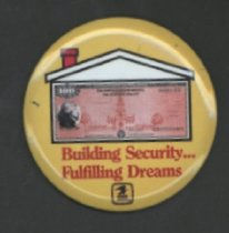 Image of Pin, Promotional - 2007.047.0041