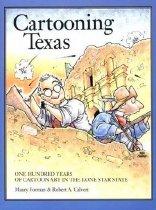 Image of Cartooning Texas - Forman, Maury