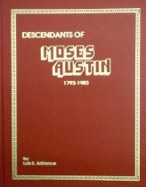 Image of Descendants of Moses Austin 1793-1983 - Adriance, Lois Brock