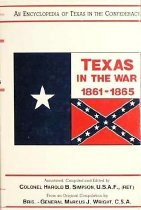 Image of Texas in the War, 1861-1865 - Wright, Marcus J.