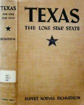 Image of Texas: The Lone Star State - Richardson, Rupert