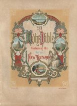 Image of Book, Bible - 1985.004c.0001
