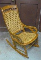 Image of Chair, Rocking - 1983.009c.0001