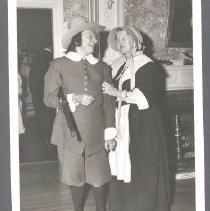Image of 1956.00112.029 - Ancestor's Ball: Greenhalgh, George Sr. & Marie