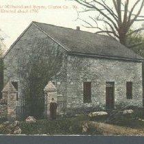 Image of Old Chapel Postcard