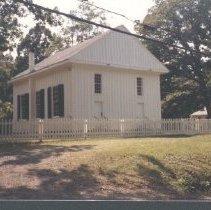 Image of 1988.00245.010.A,B - Mountain Baptist Church