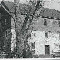 Image of 1995.00186.022 - Burwell-Morgan Mill, East Facade