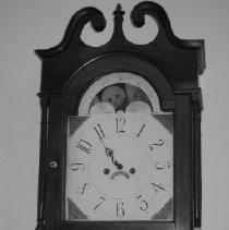 Image of McCormick Clock Face