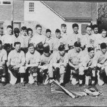 Image of 1998.00472.182 - Schools-Berryville High-Baseball Team, 1946