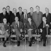 Image of 1998.00472.316 - First National Bank-Board of Directors, 1975