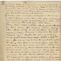 Image of 1999.00481.001 - Ware, Josiah-Farm Diary, 1830-70  [original]