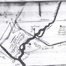 Image of 1999.00302.023 - Plat-Shepherd Estate-Anderson Marsh Tract, 1806