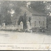 Image of 1999.00456.077 - Old Chapel-Postcard pre 1905