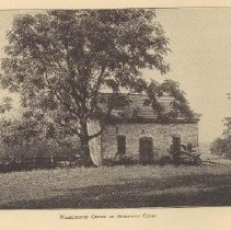 Image of 1999.00456.122.A - Washington's Office-Greenway Court, c1900