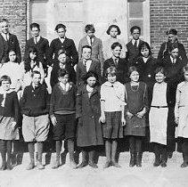 Image of Boyce School Students, c 1921