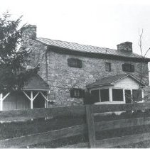 Image of 2003.00027.356 - Stone Fort-House on Farnley [HABS]