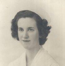 Image of 2003.00055.040 - Dix, Mary Frances-Graduation from Nursing School, 1943