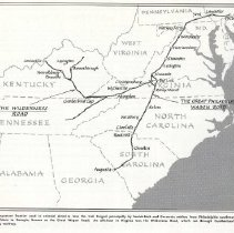 Image of Early Frontier Roads